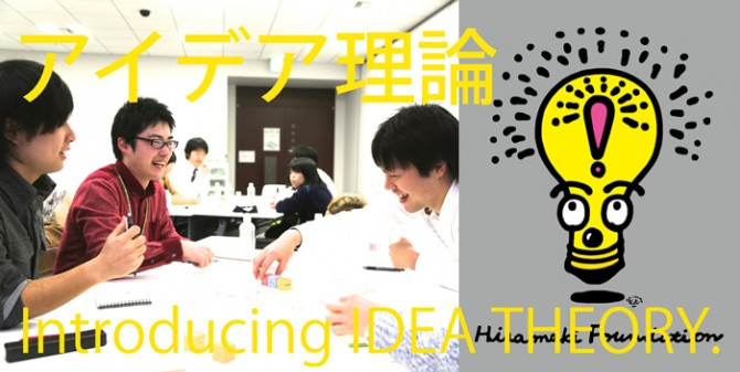 Introducing アイデア理論